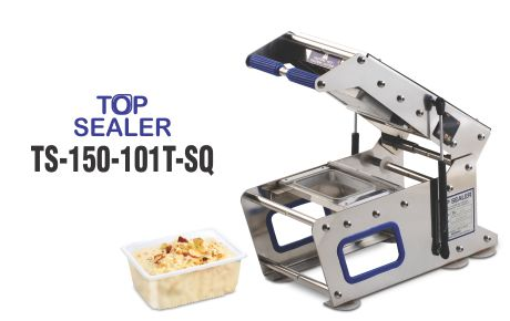 Top sealer for 250gm/350gm/450gm tray