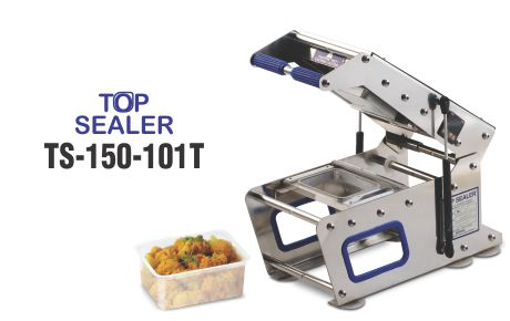 Top sealer for soan papri box