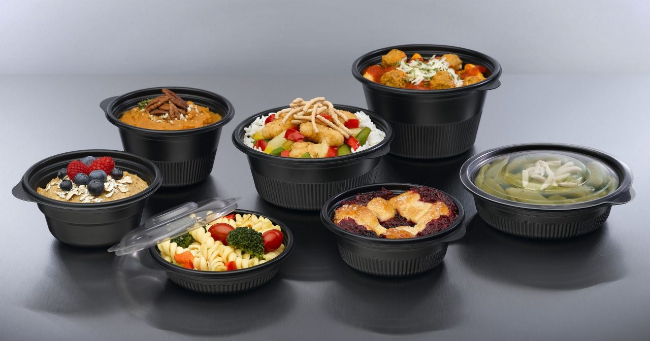 Cruiser Bowl Containers - D&W Fine Pack