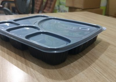 5 Portion Talaash Meal Tray