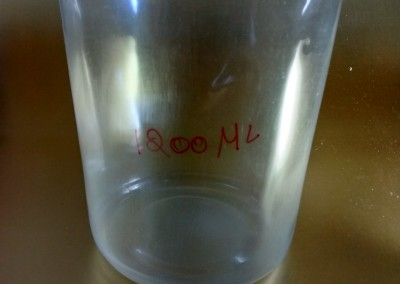 1200ml(Transparent)