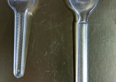 Ice cream spoons