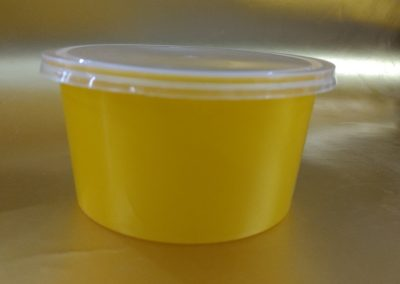 500ml Yellow Container