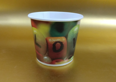 150ml Love Paper Cup