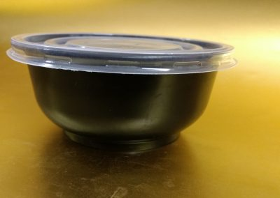 400ml Black Bowl