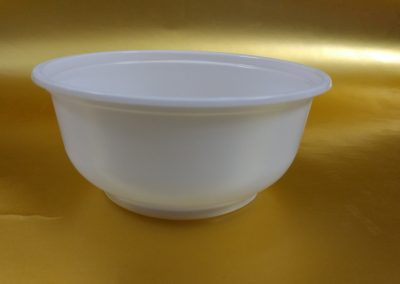 400ml White Bowl