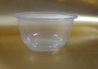 500ml Transparent Bowl