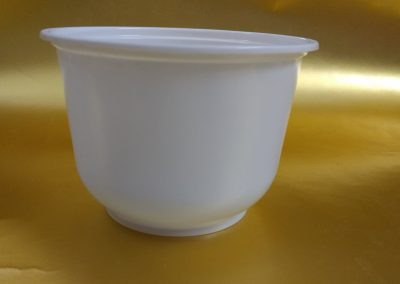 650ml White Bowl