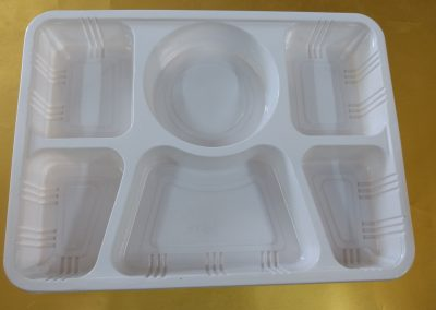6CP Heavy Direct Serving Plates
